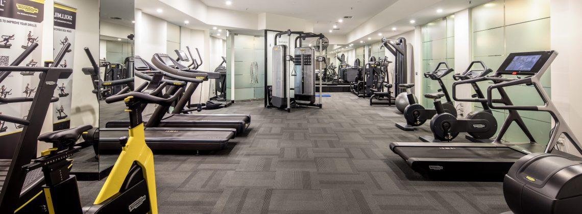 St Kilda Rd Towers Gym