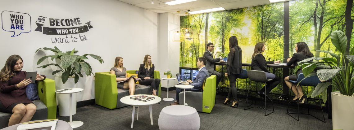 St Kilda Rd Towers Business Lounge