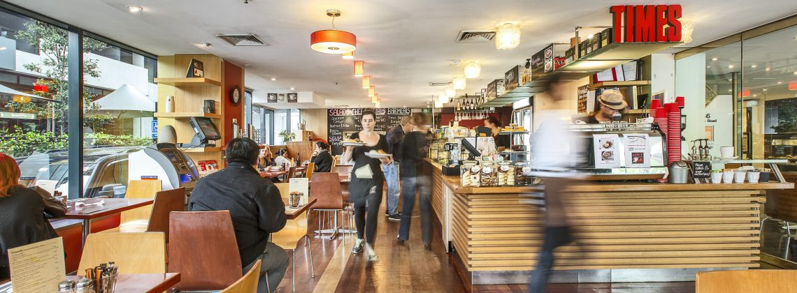The Jewel Cafe