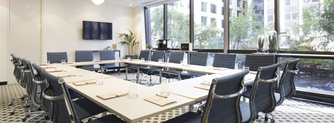 Exchange Tower Boardroom