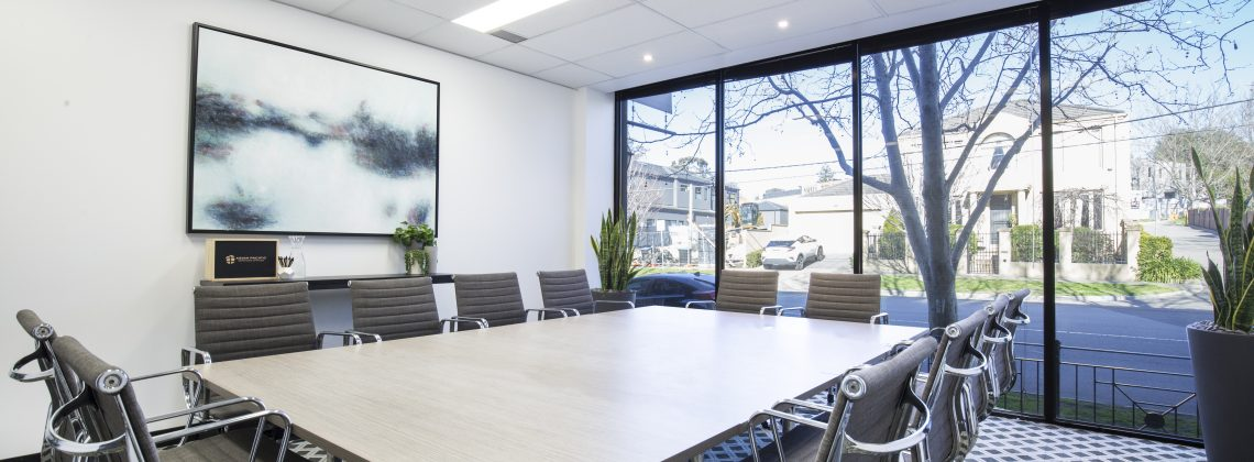 Toorak Corporate Boardroom