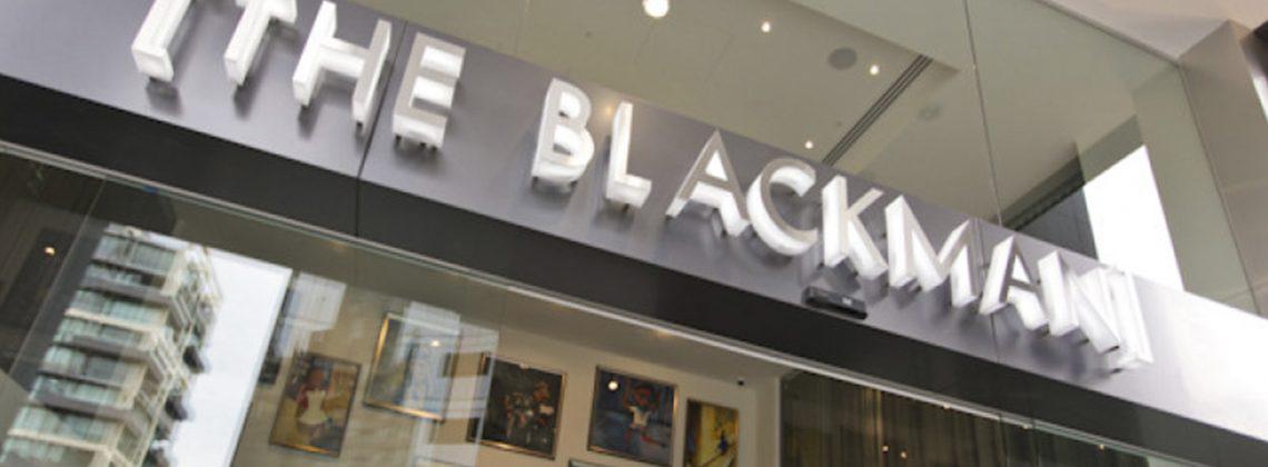 The Blackman Hotel