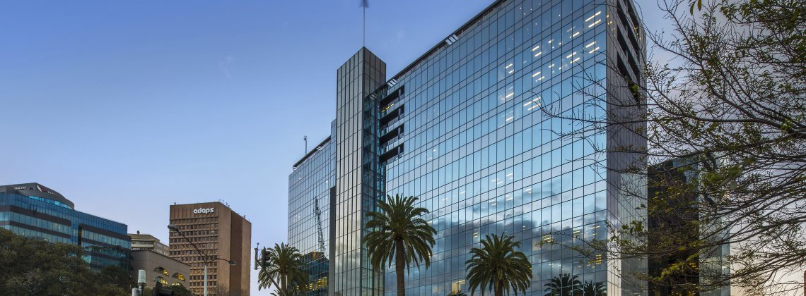 St Kilda Rd Towers Building