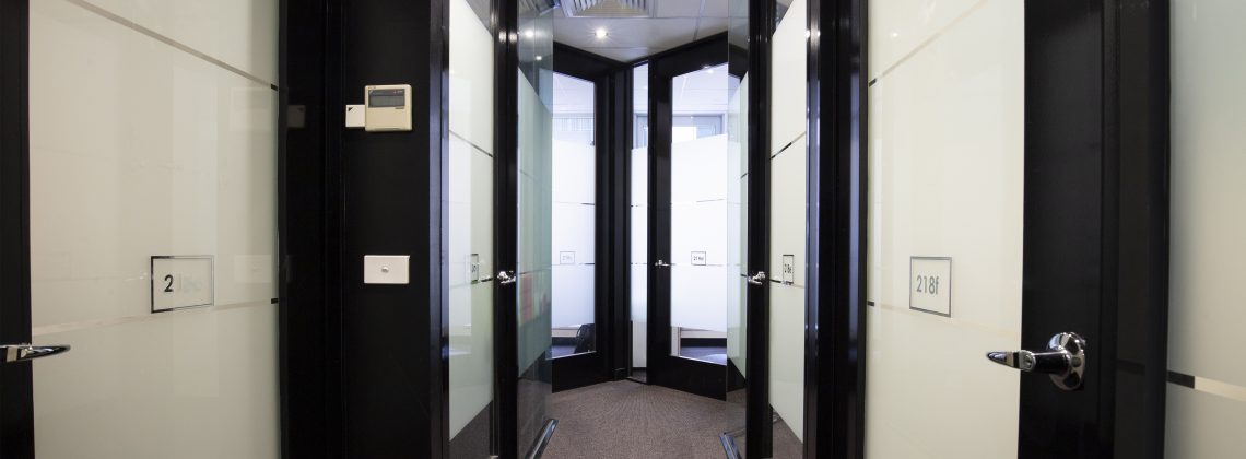 Suite 218 at Collins St Tower