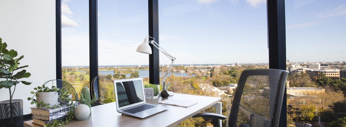 Suite 811 at St Kilda Road Towers