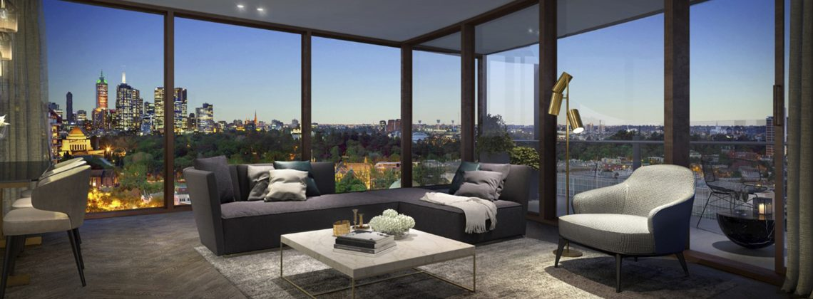 Opera Apartments, 450 St Kilda Rd