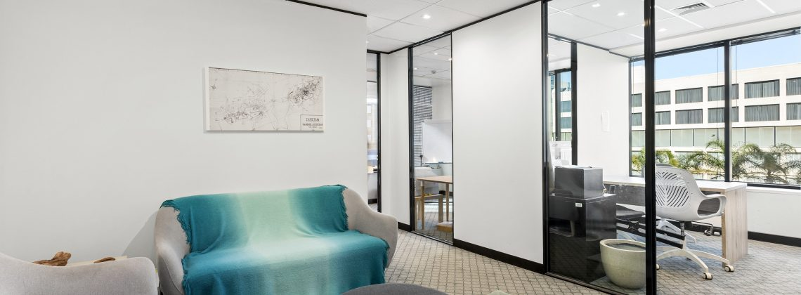 Suite 319 at The Jewel 566 St Kilda Rd Melbourne