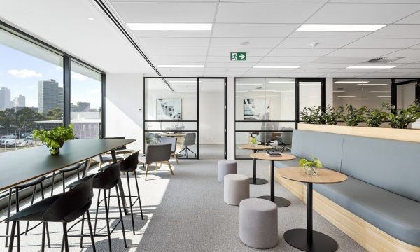 Setting the Tone - How Your Office Can Help Define Your Company Culture